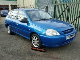 2004 kia rio 1 4 5 door manual petrol estate in blue value car