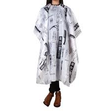 barber hair cutting hairdressing cape for haircut hairdresser