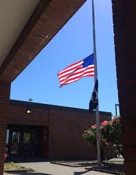 Flag Half Mass Today Why Are United States And Washington Flags At Half Staff Today
