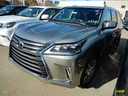 lexus lx interior 2017 2017 atomic silver lexus lx 570 116919866 gtcarlot com car