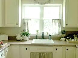 kitchen cafe curtains ideas awesome cafe curtains for kitchen ideas