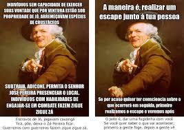 Joseph Ducreux Memes - entenda o meme joseph ducreux artigos techtudo