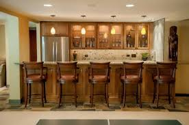 Wet Bar Cabinet Ideas Basement Bar Ideas With Brick For Those Looking For A Rustic