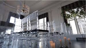 chiavari chair rental nj lucite chiavari chair rental set up for your event www