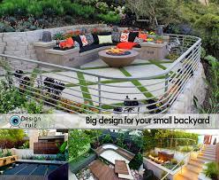 Small Space Backyard Ideas Landscape Design Small Backyard Imposing Yard Ideas 13 Tavoos Co