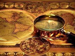 Old World Map Wallpaper by Magnifying Glass And Old Map Wallpaper U2013 The Long Goodbye