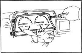 toyota tacoma speedometer cable system cable spedometer corolla toyota celica supra mk2 86