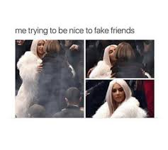 Fake Friends Memes - 8face png
