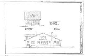 american bungalow house plans classic america bungalow house plans narrow lot 36 00 picclick