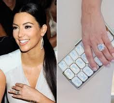 Kim K Wedding Ring by Kim Kardashian First Wedding Ring Wedding Rings