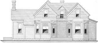 19th century historical tidbits 1896 house carriage house the year is 1896 and below you ll find the front view of the house and the floor plan what i like about these plans are the details of the kitchen and
