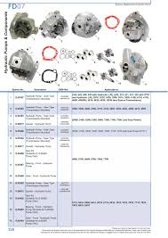 ford hydraulic pumps page 232 sparex parts lists u0026 diagrams