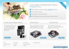 Online Wedding Photo Album Design And Order A Luxury Wedding Photo Album Online Letsgodigital
