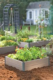 Corrugated Metal Garden Beds Raised Garden Beds Photos And Ideas Recycled Plastic Raised Garden