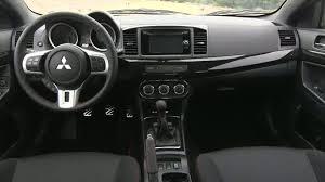 Mitsubishi Lancer 2014 Interior 2015 Lancer Evolution Final Edition Interior Mitsubishi Newsroom