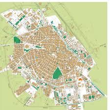 Zaragoza Spain Map by Albacete City Map