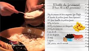fr3 cuisine tv le farcement recettes les carnets de julie 3 les
