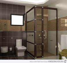 Brown Bathroom Accessories Brown Bathroom Color Ideas Home Design Ideas