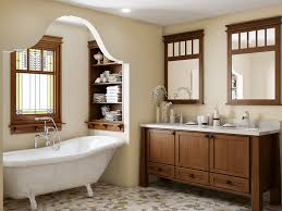 craftsman bathroom remodel craftsman bathroom seattle by 78