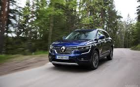 renault koleos 2017 cars desktop wallpapers renault koleos 2017