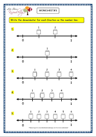 fractions on the number line worksheet grade 3 maths worksheets 7 2 fractions on the number line