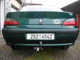 1998 peugeot 406 1 6 98 cui gasoline 65 kw