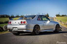 nissan r34 paul walker godzilla and friends pixeltoon