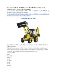 cat excavator service repair manual