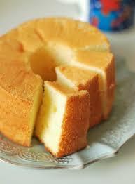 chiffon cake with lemon icing recipe leite u0027s culinaria