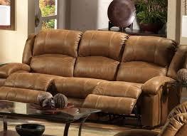 Triple Recliner Sofa by Amazoncom Homelegance Triple Reclining Sofa In Dark Brown Alley