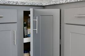 different types of cabinets in kitchen the 6 most common types of cabinet doors