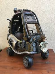 cool car toy ian pfaff a dad turned his kids u0027 toy cars into a cool mad max