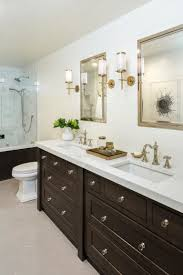 mixing metals in bathroom hall bathroom remodel from dark and dull to light and lovely r
