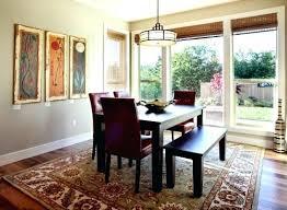 dining room gallery fair trade bunyaad rugs rug for dining room