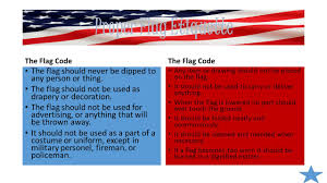 I Pledge Allegiance To The Flag Lyrics The Importance Of Patrotic Traditions Ppt Download
