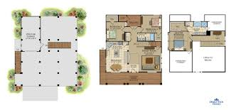 the cape pointe u2013 waterfront home floor plan design tech homes