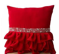 Home Decor Throw Pillows 11 Best Throw Ruffle Pillow Images On Pinterest Sequin Pillow