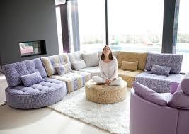 canapé modulable acheter votre canapé d angle original coloré et modulable chez simeuble