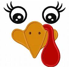 turkey template clipart 50