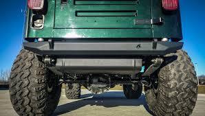 jeep cherokee rear bumper crawltek revolution jeep armor we make installation easy