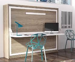 lit escamotable avec bureau armoire lit escamotable horizontal avec bureau bona 140 structure