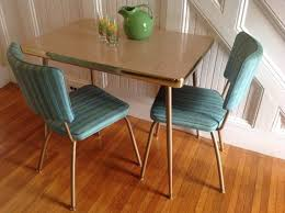 mid century kitchen table mid century kitchen chairs intended for best modern images on