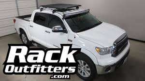 toyota tundra cer top toyota tundra crew max with rhino rack roof rack and universal