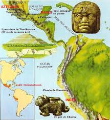 Tail Of The Dragon Map Sun Nation Mayan Hunab Ku