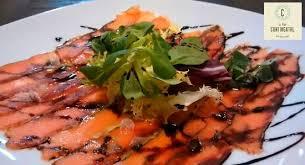 les herbes de cuisine salmó marinat a les herbes de muntanya picture of nou continental