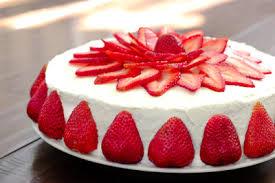 good eats u0027n sweet treats french strawberry cake twd