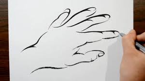 finger tribal tattoos sketching my hand tribal tattoo design style youtube