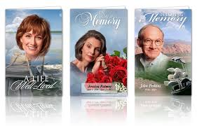 Funeral Program Ideas Funeral Programs Funeral Program Templates Obituary Program