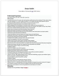 17 best accounting resume samples images on pinterest accounting