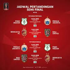 Jadwal Piala Presiden 2018 Ini Jadwal Siaran Langsung Piala Presiden 2018 Kabarpolisi